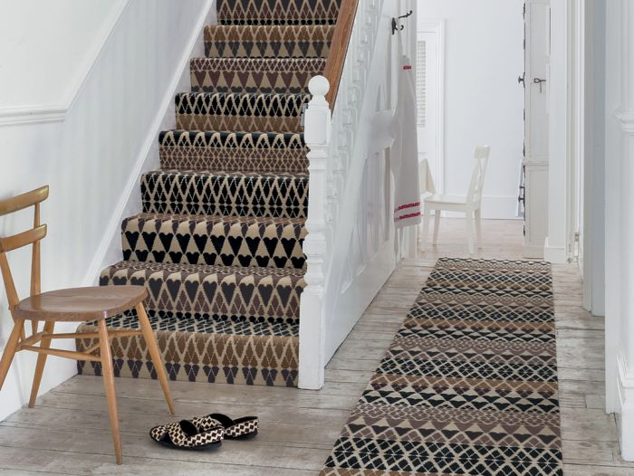 Alternative flooring, stair carpets, designer carpets Witney Oxfordshire, quirky carpets and stair runners