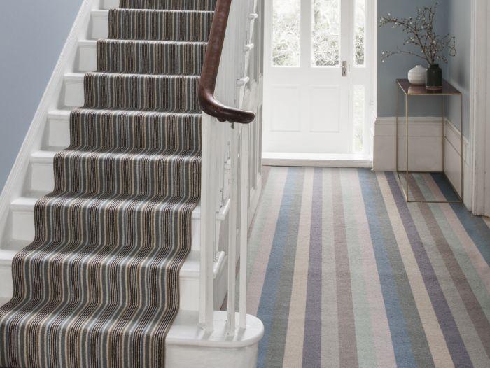Alternative flooring, stair runner, Witney Oxfordshire