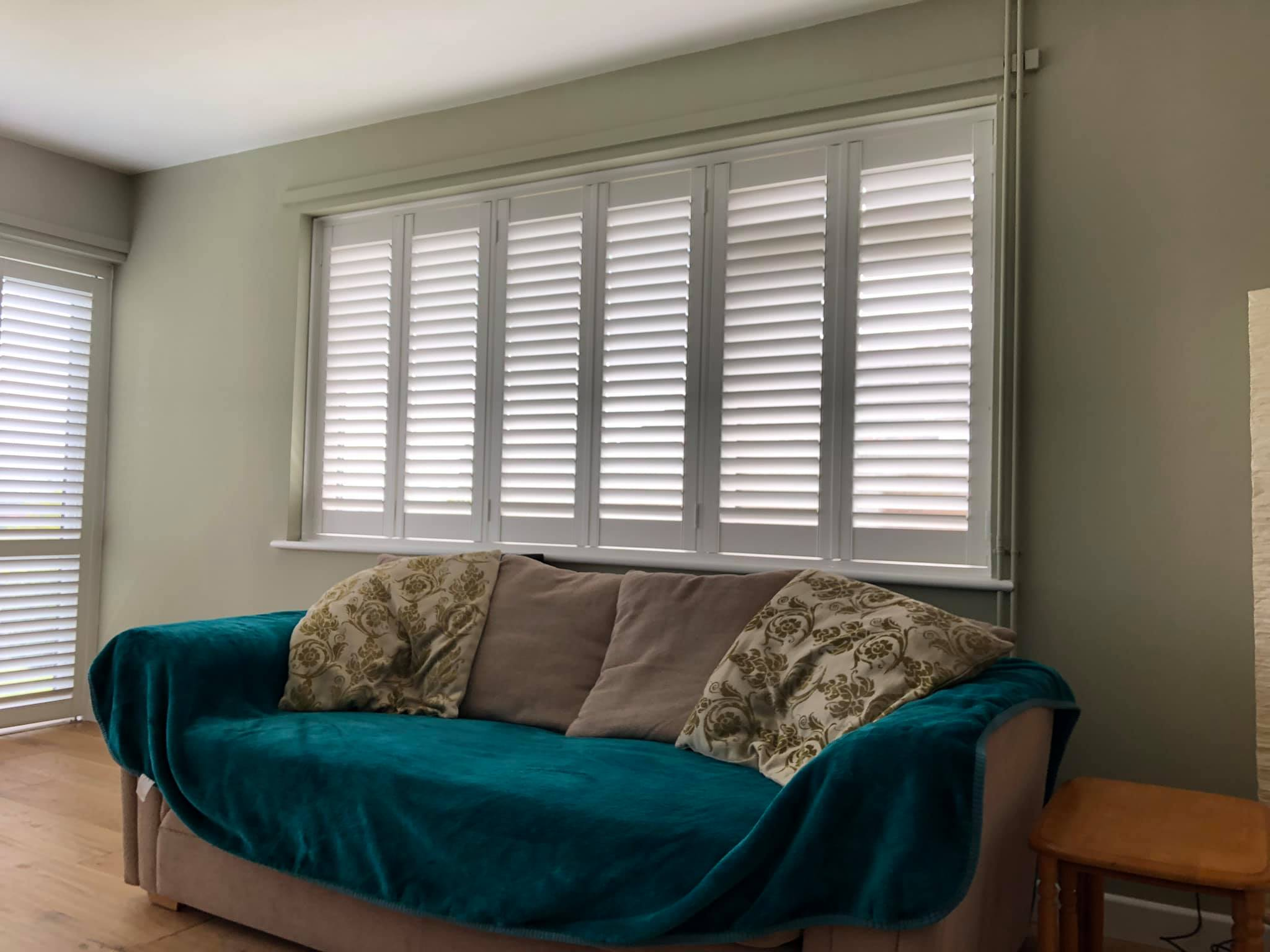 Window Shutters supplied and fitted