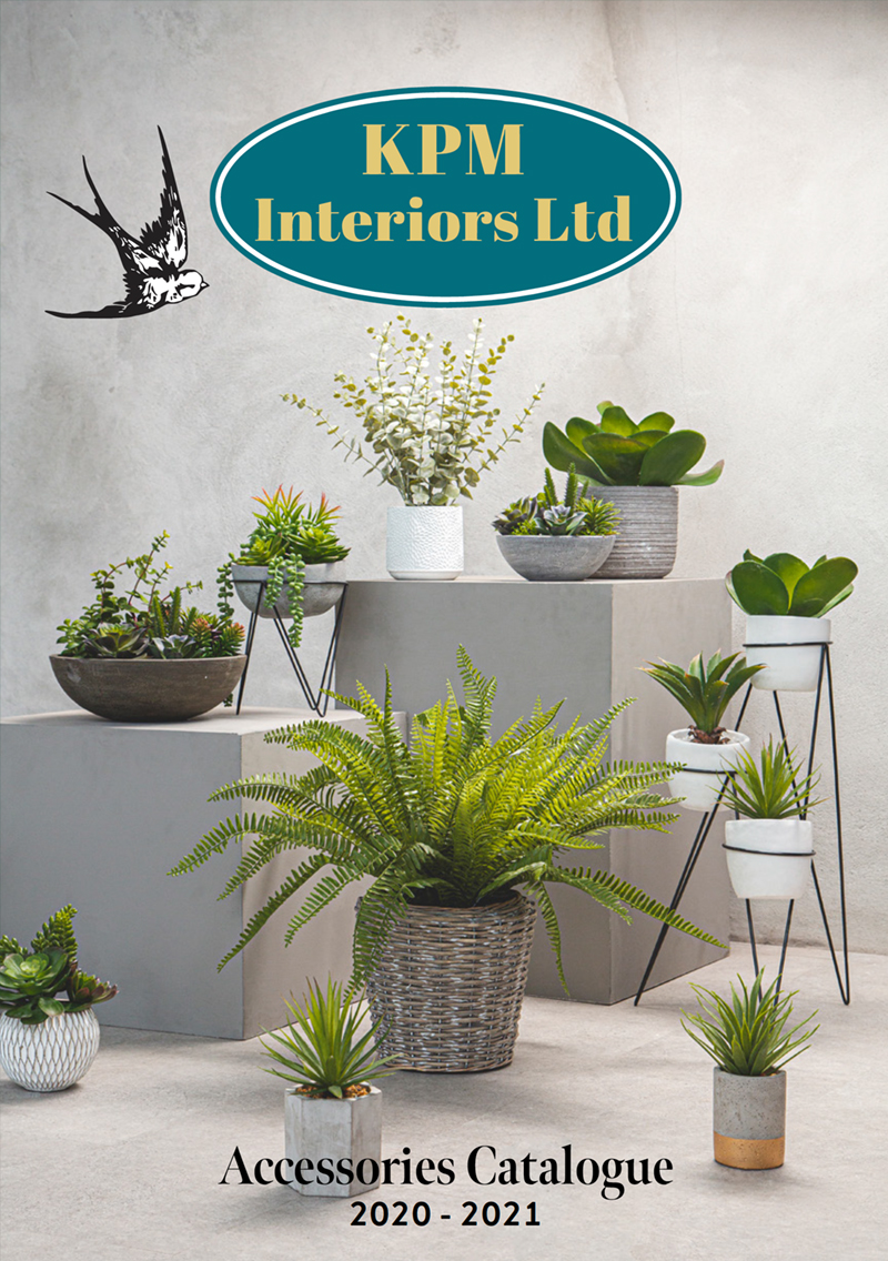 Download the KPM Interiors accessories brochure